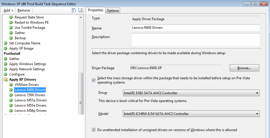 base system device driver for lenovo t500